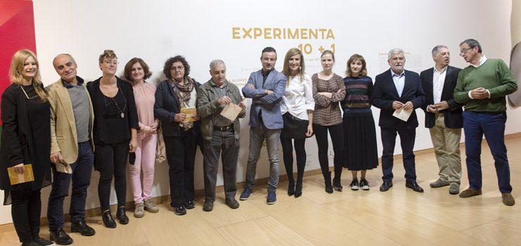 Exposición: «Experimenta 10+1»