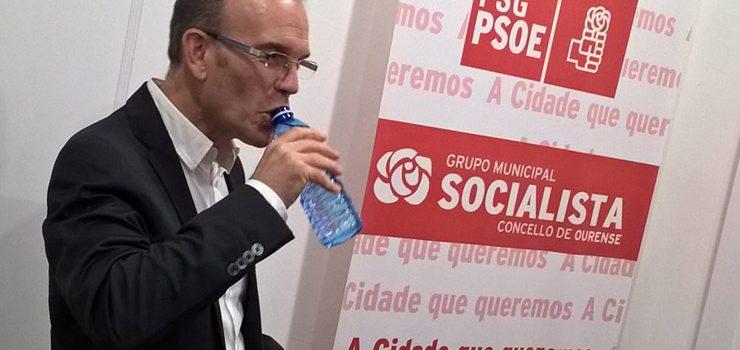 O PSOE pon seis condicións para apoiar o novo PXOM
