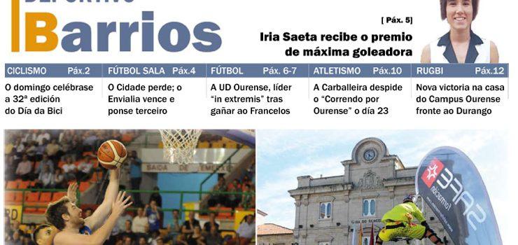 Barrios Deportivo 147