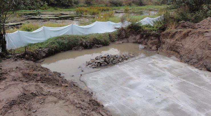 La Confederación Miño-Sil trabaja en la mejora la calidad del agua del río Limia