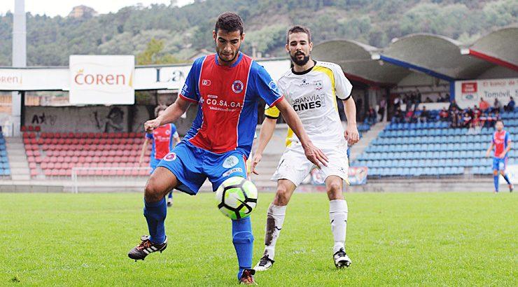 A UD Ourense visita ao Monterrei en Rozavales