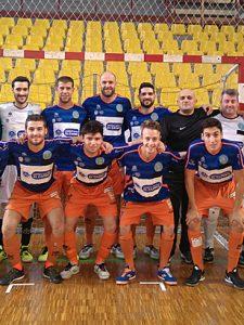 Quinta victoria para el Sala Ourense