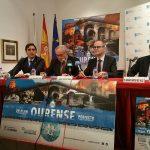 Presentación de la campaña turística de Ourense en Madrid.