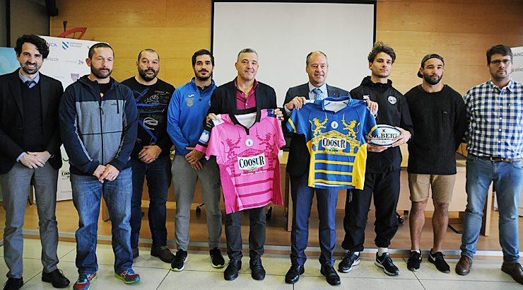 A Universidade de Vigo co Campus Rugby