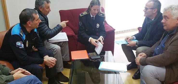 O Goberno Municipal convocará antes de fin de ano 13 novas prazas para a Policía Local
