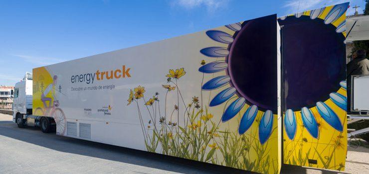 Muestra itinerante Energytruck
