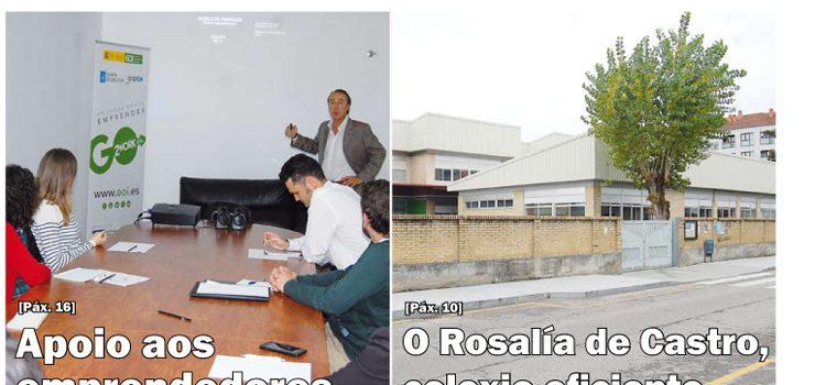 Editado o número de outubro do periódico Barrios