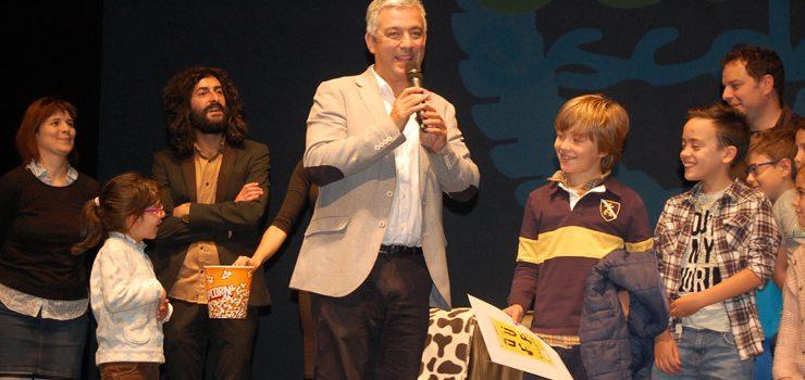 O OUFF Escola entrega os seus premios