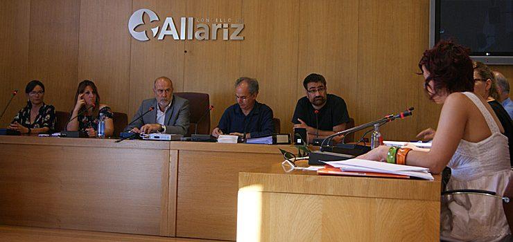 Allariz presenta os orzamentos para 2017