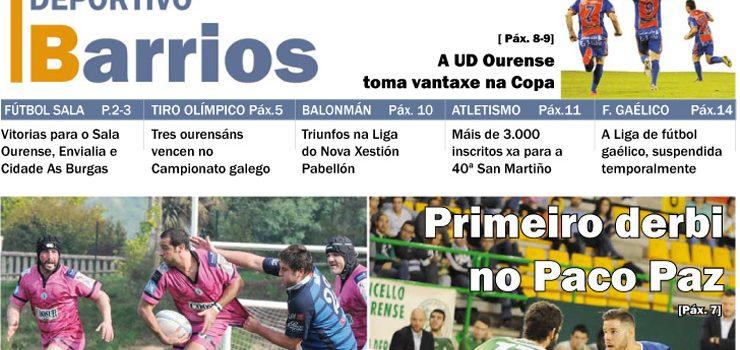 Barrios Deportivo 149