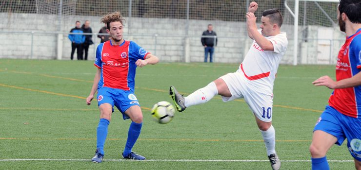 A UD Ourense vence ao Velle