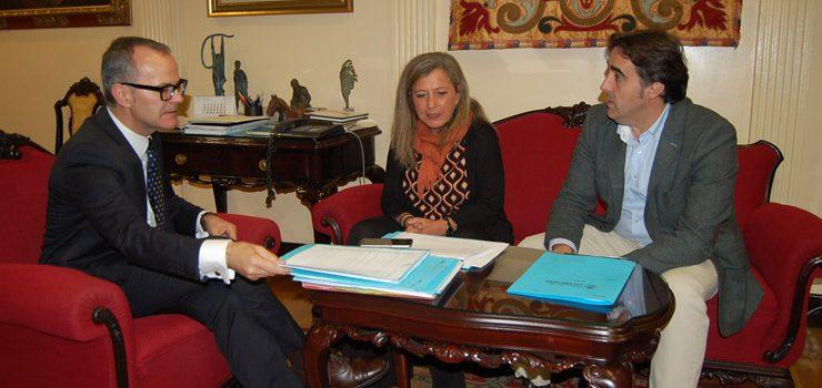 O Concello de Ourense e o Consorcio da Zona Franca de Vigo colaborarán en materia de emprendemento