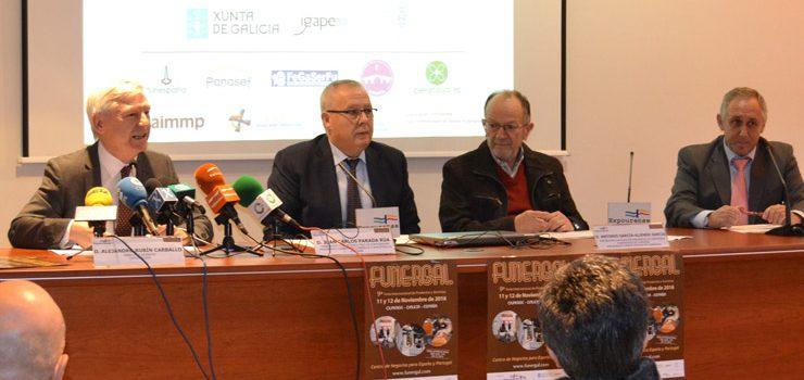 FUNERGAL 2016 crece un 40% en superficie y un 20% en número de expositores
