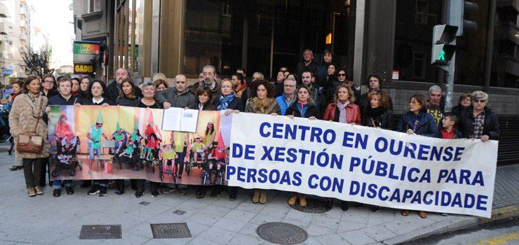 A Plataforma ProCAPD rexeita o proxecto de centro presentado pola Xunta