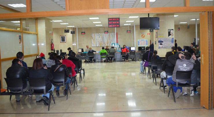 oficina de dni reestructura su horario peri dico barrios