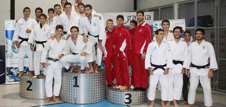 Arteixo e Famu Vigo, gañadores da Liga de judo