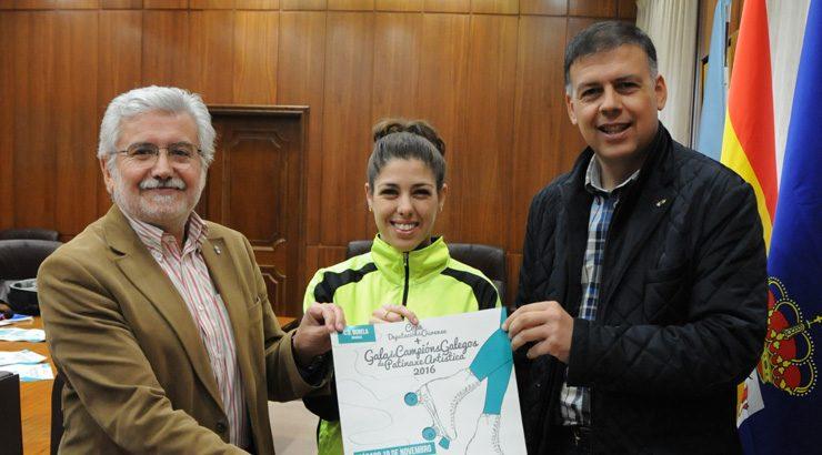 Competición e exhibición sobre rodas en Ourense