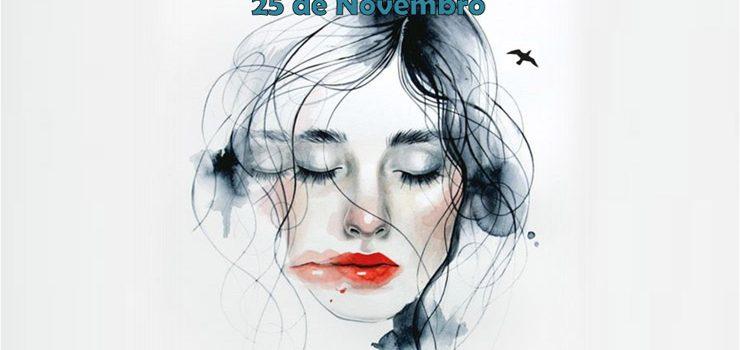 A comarca da Limia únese para conmemorar o 25N