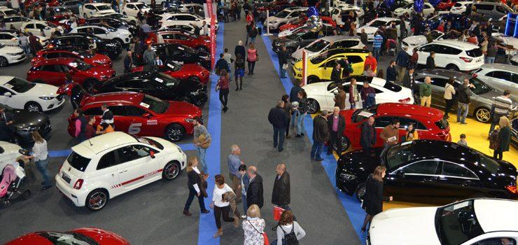 As novidades do sector do automóbil, en Expourense