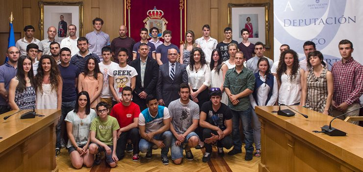 A Deputación de Ourense convoca as axudas ao Deporte 2017
