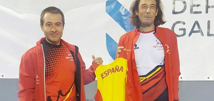 Cuatro Esprintes en el Mundial de 100 kilómetros