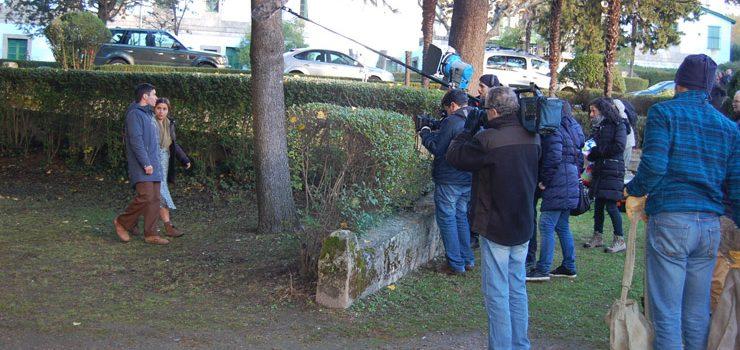 Remata a rodaxe en Verín de «Vidago Palace»