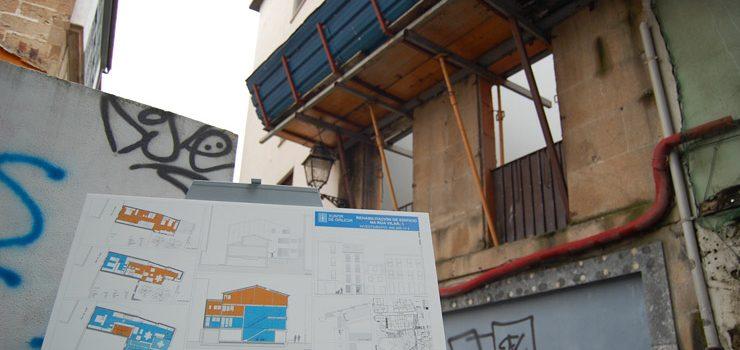 O Concello xa tramita máis de 800.000 euros en axudas para a reforma de 44 edificios