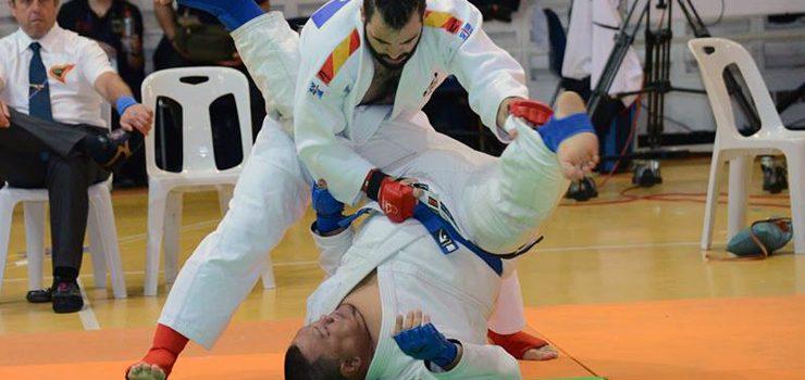 Iglesias y Álvarez, en el Mundial de jiu jitsu de Polonia