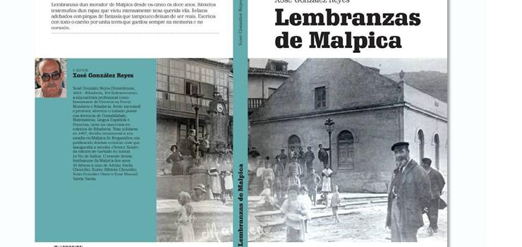 "Presentación de libro: ""Lembranzas de Malpica"""