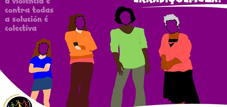 A Marcha Mundial sairá á rúa para denunciar a violencia contra as mulleres