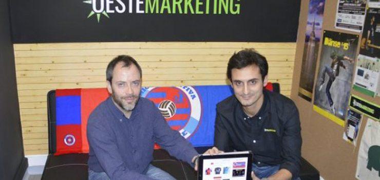 A tenda online da UD Ourense