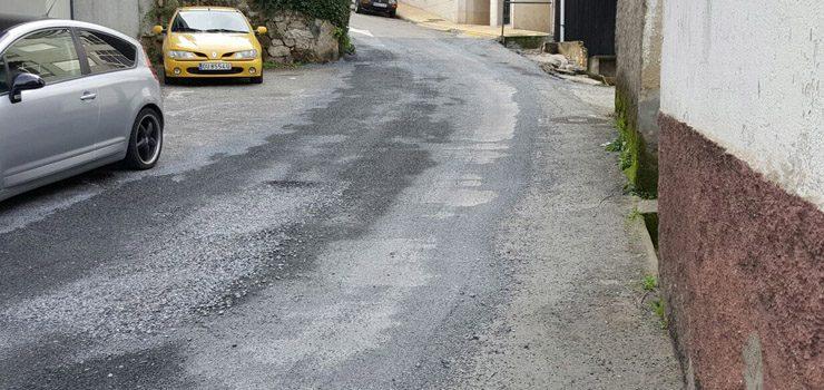 El PP de Barbadás lamenta que el Ayuntamiento espere a una denuncia para dotar de señalización a las obras de una calle