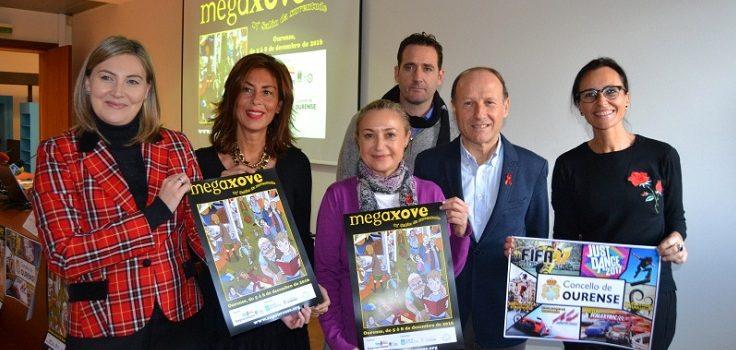 Megaxove presenta máis de 150 actividades