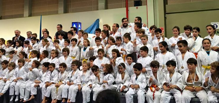 Judo e jiu jitsu en Megaxove