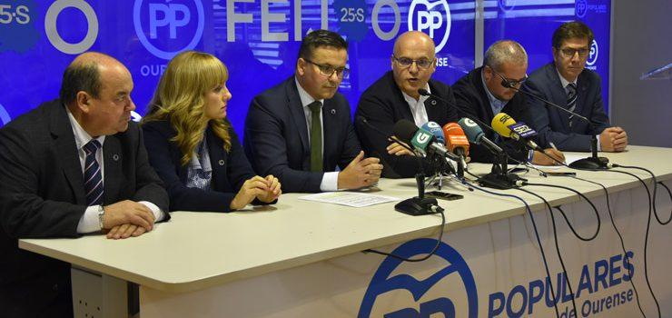 PP e BNG discrepan sobre se hai equilibrio territorial nos Orzamentos da Xunta