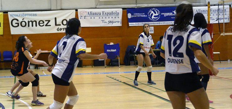 Victorias de los equipos de CV San Martiño