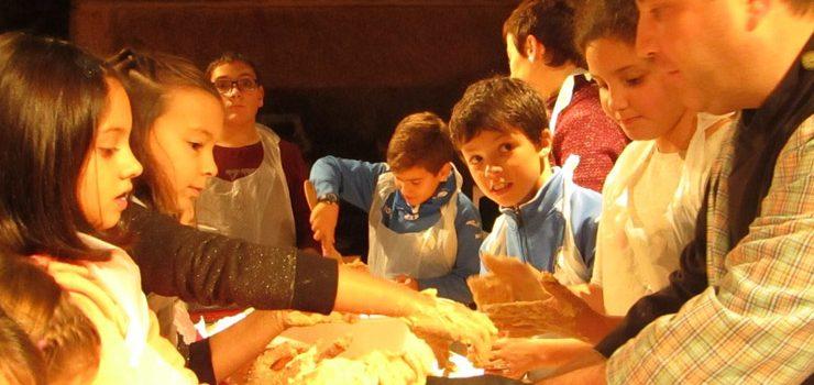 A Fundación Curros Enríquez colabora no programa de Nadal de Celanova