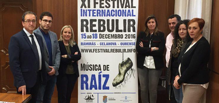 Comeza a undécima edición do Festival Internacional Rebulir