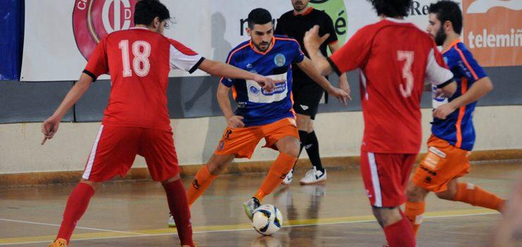 El Sala Ourense cierra la Liga con derrota