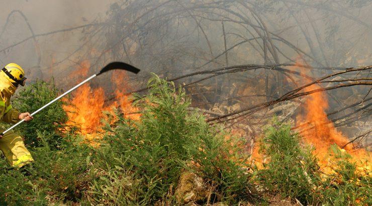 Los incendios se desestacionalizan en Galicia