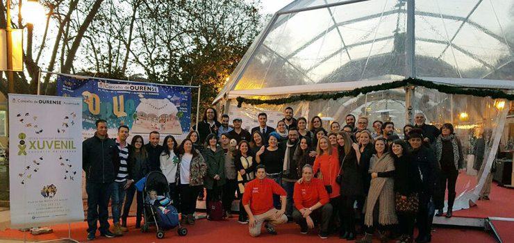 25.000 visitantes pasaron polo primeiro pOpUp Market de Nadal de Ourense