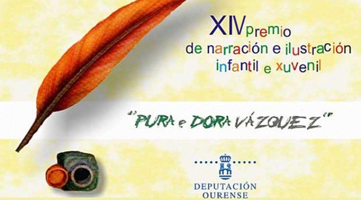 """A Deputación de Ourense convoca o XIV Premio """"Pura e Dora Vázquez"""" de ilustración"""