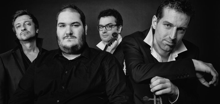 O «Enclave de Cámara» trae a The Brahms Project ao Principal