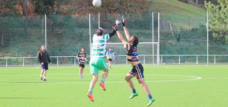 Intensa fin de semana para o Auriense Fútbol Gaélico