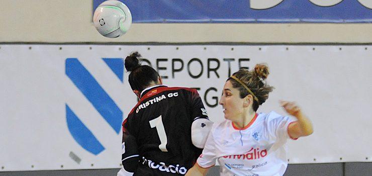 O Envialia logra a vitoria diante do UCAM Murcia