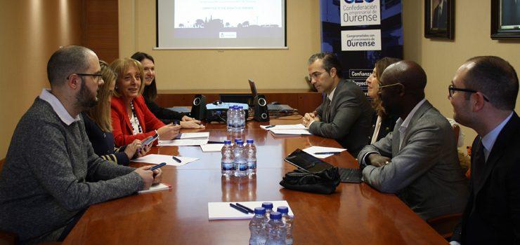 O 'Erasmus+' formará a 50 mozos de Ourense e da Gran Bretaña