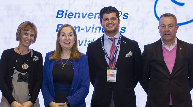 A Eurociudad Chaves-Verín, presente en Fitur