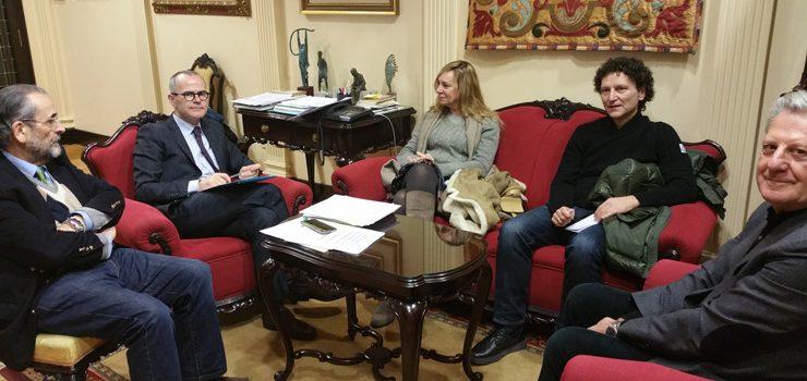 O alcalde de Ourense propón a incoación  dun expediente de honra a Daniel Vázquez-Gulías