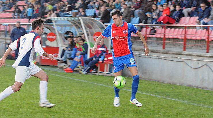 UD Ourense - Atl. Vilariño. /RAMSÉS.