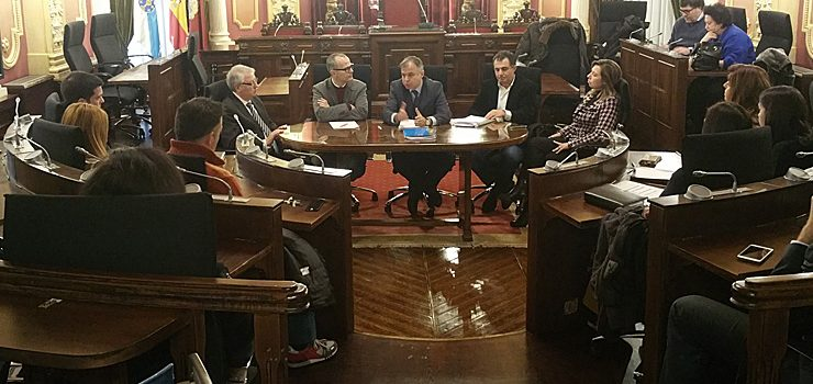 O Concello de Ourense convoca unha reunión con axentes inmobiliarios da cidade para impulsar o Programa de Vivendas Baleiras da Xunta